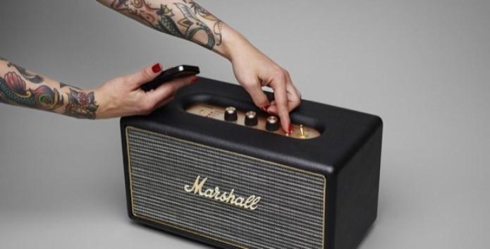 Marshall lança amplificador wireless com jeitão retrô (Foto: Divulgação)