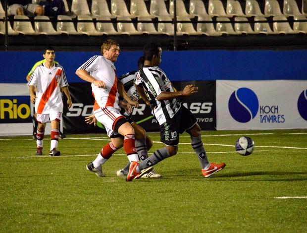 River Plate Botafogo Mundial de Clubes futebol 7 (Foto: Davi Pereira/Jornal F7.com)