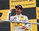 Ex-Fórmula 1, Timo Glock vence pela 1ª vez no DTM, na última etapa do ano