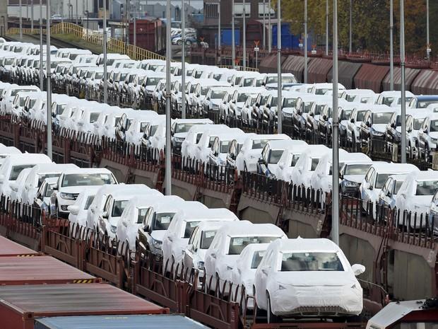 Entre todos os setores, o de carros teve o maior resultado negativo (Foto: Reuters)