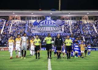 CSA x Volta Redonda, Rei Pelé (Foto: Ailton Cruz / Gazeta de Alagoas)