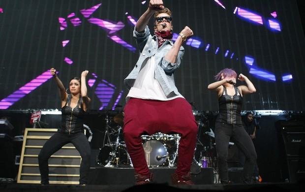 Justin Bieber (Foto: Tami Chappell/Agência Reuters)