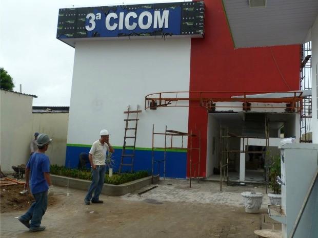 Delegacias passam por reformas completas em Manaus (Foto: Divulgação/Agecom)