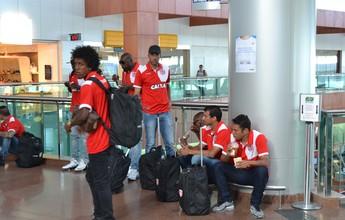 Com novidades, técnico do CRB leva 19 jogadores para duelo com o Ceará