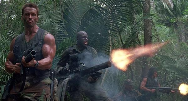 O Predador (1987) (Foto: Divulgação)