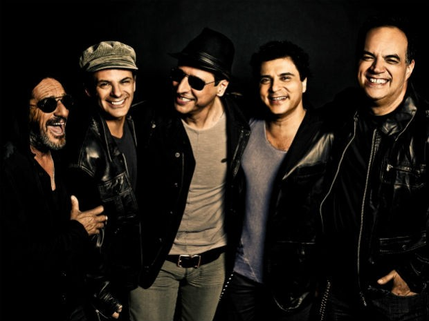 Após cinco anos sem apresentações, o grupo voltou aos palcos para comemorar os 30 anos do disco de estreia, que foi lançado em 1982 (Foto: Divulgação)