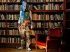 Livro sobre performer capixaba Marcus Vinícius é lançado na UFES
