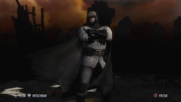 Batman de A Foice e o Martelo em Injustice (Foto: Reprodução/Felipe Vinha)