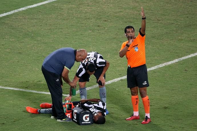 Matheus Fernandes, Botafogo (Foto: Satiro Sodré/SSPress/Botafogo)