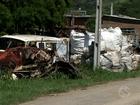 Lixão clandestino causa transtornos a moradores de Itatiaia, RJ