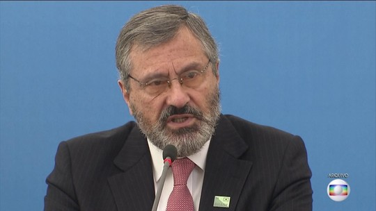 Temer se reúne com novo ministro da Justiça em Brasília