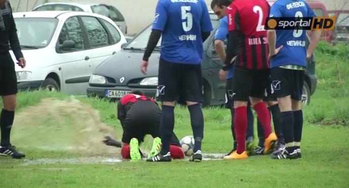 """BLOG: Discussão entre jogadores começa por """"guerra de água"""" empoçada na Bulgária"""