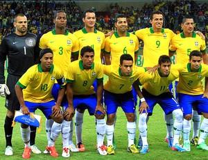 Seleção Brasileira jogo Brasil Chile  (Foto: Wagner Carmo / VIPCOMM)
