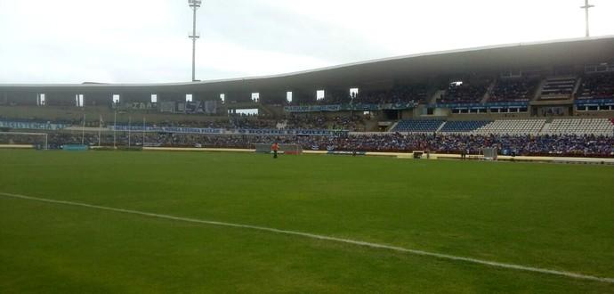 Estádio Rei Pelé, Maceió, CSA x São Bento, Série D (Foto: Giovane Coutinho / EC São Bento)