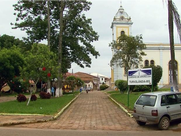 Turvolândia, uma das cidades premiadas, não registra homicídios há quase 30 anos (Foto: Reprodução EPTV)