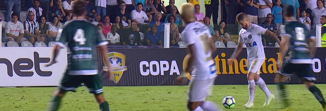 b237ecbe73 Santos x Luverdense - Copa do Brasil 2018 - globoesporte.com