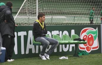 Coxa negocia com o J.Malucelli para emprestar atletas no Paranaense