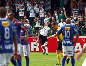Fábio Filipus, árbitro paranaense (Foto: Site oficial do Coritiba/Divulgação)