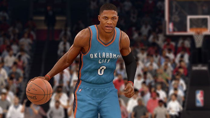 O realismo impressiona em NBA Live 16 (Foto: Divulgação/EA Sports)
