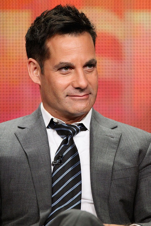 Adrian Pasdar - 30 de abril (Foto: Getty Images)