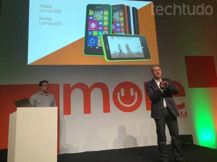 Microsoft lança novos smarts no Brasil (Foto: Allan Melo/ TechTudo)