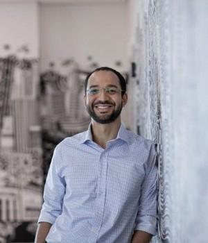 Luciano Santos, do Google (Foto: Arquivo Pessoal / LinkedIn)