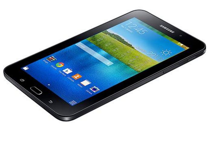 Galaxy Tab T113 tem uma tela de 7 polegadas (Foto: Divulgação/Samsung)