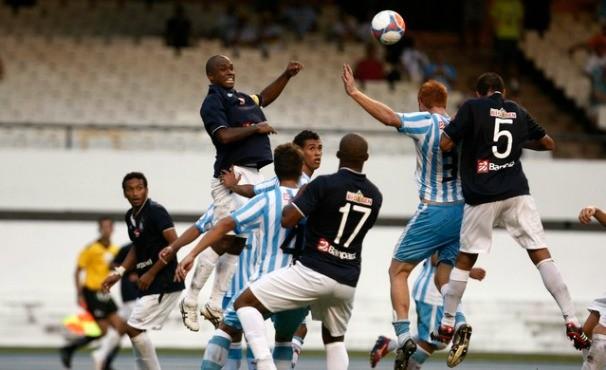 RexPa (Foto: Globoesporte.com/Tarso Sarraf)