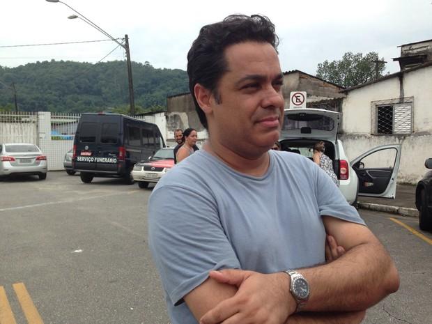 José Eduardo Botelho, o sobrinho da vítima (Foto: Mariane Rossi/G1)