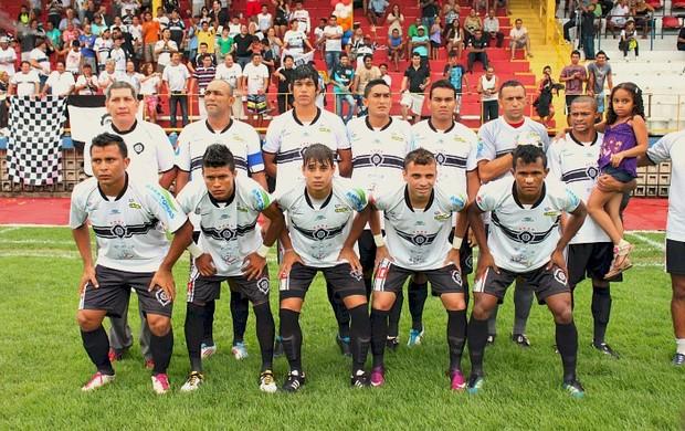 Atlético Rio Negro Clube (Foto: Anderson Silva/GLOBOESPORTE.COM)