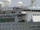 Navio que esteve à deriva no Oceano Índico chega às ilhas Seychelles