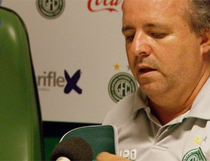 Vad&#227;o, t&#233;cnico do Guarani (Foto: Reprodu&#231;&#227;o / EPTV)