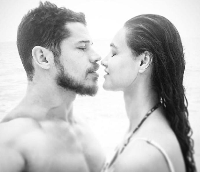José Loreto e Débora Nascimento namoram há quatro anos (Foto: Arquivo Pessoal)