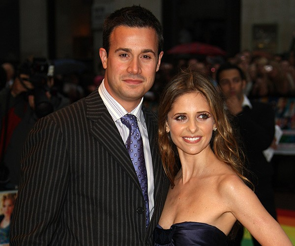 Sarah Michelle Gellar e Freddie Prinze Jr. (Foto: Getty Images)