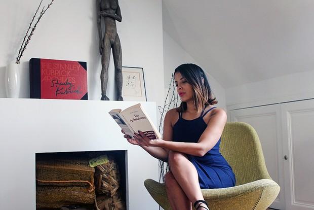 Ex-BBB Gyselle Soares mostra a decoração de seu apartamento em Paris (Foto: Arquivo Pessoal)