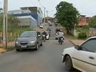Após queda de ponte, prefeitura sinaliza desvio para motoristas