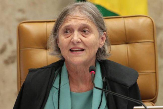 Ela Wiecko Volkmer de Castilho, ex-vice-procuradora-geral da República (Foto: STF)