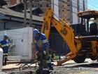 Rua do centro de Campinas terá bloqueio para obras neste domingo