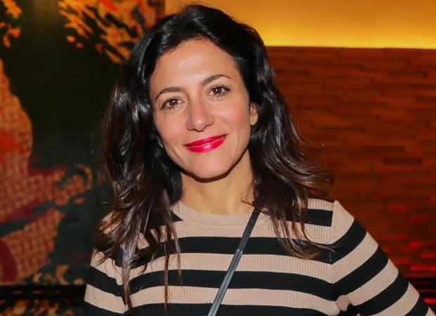 Marina Berson (Foto: Manuela Scarpa/Brazil News)