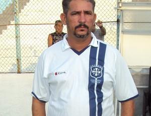 Osvaldo Monte Alegre, técnico o São Francisco-PA, de Santarém (Foto: O Liberal)