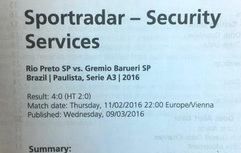 Relatórios confidenciais evidenciam manipulação de resultados no Brasil