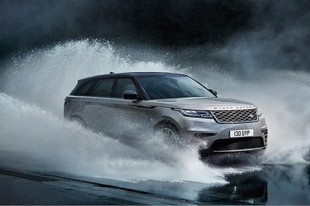 Novo Range Rover Velar (Foto: Divulgação)