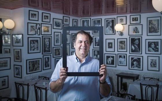 O empresário Omar Peres (Foto: Leo Martins / Agência O Globo)