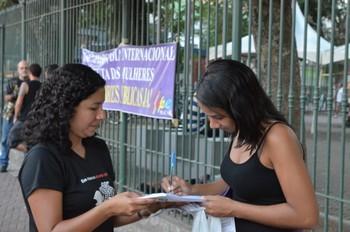 Sindicato faz abaixo-assinado por construção de creches (Foto: Divulgação)