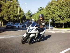 Yamaha Tricity (Foto: Divulgação)