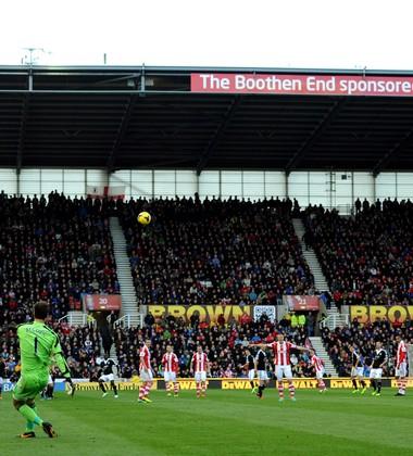 Asmir Begovic goleiro Stoke City (Foto: Getty Images)