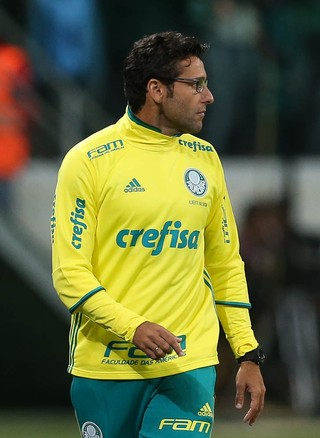 Alberto Valentim Palmeiras (Foto: Cesar Greco/Ag Palmeiras/Divulgação)