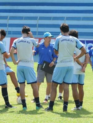 treino marília (Foto: Divulgação / Marília A.C.)