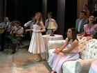 Musical transporta 'Primo Basílio' para o Rio de Janeiro dos anos 50