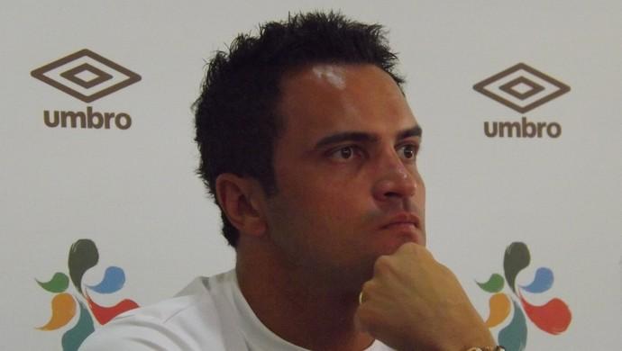 Falcão - Futsal Sorocaba (Foto: Emílio Botta)